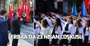 Erbaa'da 23 Nisan