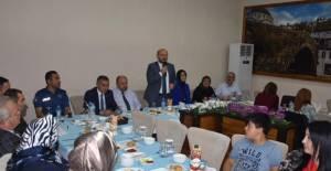 Başkan Özcan, şehit aileleri, gazi ve yakınlarıyla iftarda buluştu