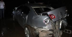 Erbaa#039;da zincirleme kaza: 4 yaralı