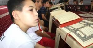 Tokat'ta, 4-6 yaş grubu çocuklara 'din ve ahlak bilgisi' eğitimi