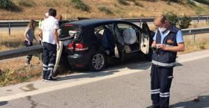 Uzman çavuşlar kaza yaptı: 2 ölü,...