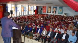 AK Parti Reşadiye İlçe Başkanı Yiğit güven tazeledi