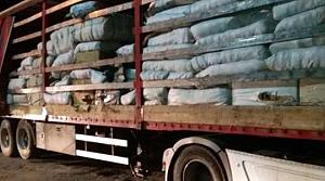 Çorum'da 81 Bin Paket Kaçak Sigara Yakalandı