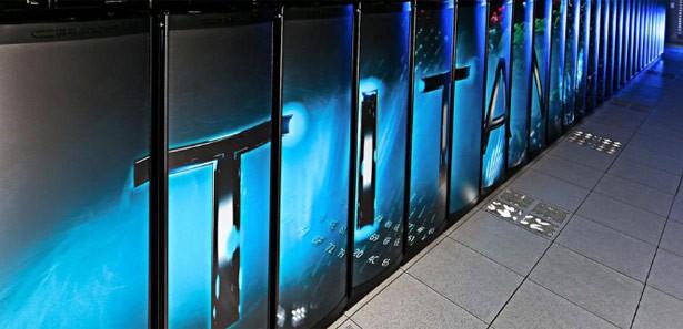 Dünyanın bir numaralı bilgisayarı