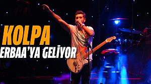 Erbaa'da Kolpa konseri