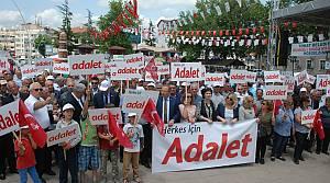 Kılıçdaroğlu'na Tokat'tan destek