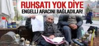 11. Cumhurbaşkanı Gül'ün Hediye Ettiği Engelli Aracı Bağlandı