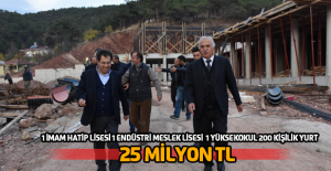 """AK Partili Çakır: """"Reşadiye'ye, 25 milyon liralık yatırım yapılıyor"""""""