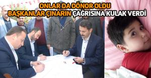 Lösemi Hastası Çınar'ın Çağrısı Yankı Buldu