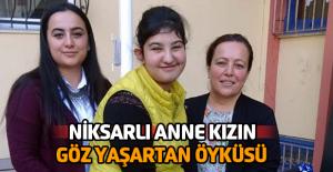 Engelli Cansu ve Annesinin Göz Yaşartan Öyküsü