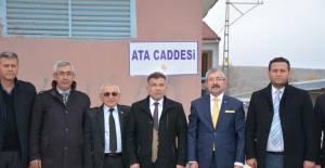 NATO yolunun adı 'Ata Caddesi' oldu