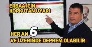 Erzincan ile Tokat Arasında Büyük Deprem Beklentisi