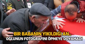 Afrin şehidini Tokat'ta son yolculuğuna 5 bin kişi uğurladı