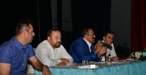 Erbaa'da İmar Barışı toplantısı