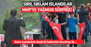 MHPli Yücel Bulut'tan muhalefete Selahattin Demirtaş cevabı