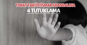 Tokat'ta cinsel istismar iddiasına 4 tutuklama