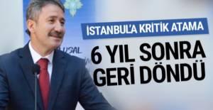 Yazıcı, İstanbul İl Milli Eğitim Müdürlüğü görevine atandı