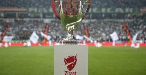 Ziraat Türkiye Kupası'nda Üçüncü Tur Maçlarının Programı Açıklandı