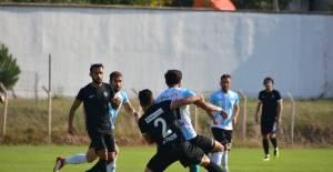 Erbaaspor'dan bir beraberlik daha