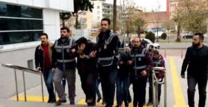 Tokat'ta 3.8 Milyonluk Senet Soygunu Zanlıları Tutuklandı