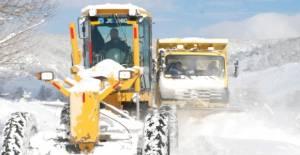 Asılsız İhbarlar Karla Mücadele Ekiplerinin İşini Zorlaştırıyor