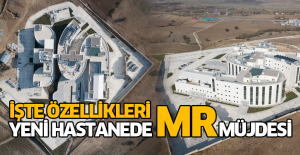 İşte Yeni Erbaa Devlet Hastanesinin özellikleri