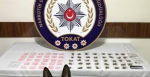 Narkotik Köpeği Masha Buldu, 3 Kişi Tutuklandı