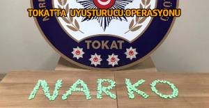 Tokat'ta uyuşturucu operasyonu: 4 tutuklama