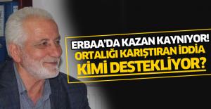 Erbaa'da şok iddia: Durmuş Aslan kimi destekliyor?