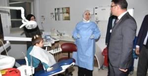 Tokat'ta 2 Bin 900 Öğrenci Diş Taramasından Geçti