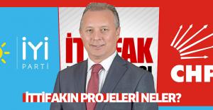CHP ve İYİ Parti'nin ortak adayı Selçuk 7 projesini açıkladı