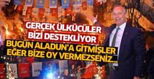 Murat Toycan Selçuk: Gerçek Ülkücüler bizi destekliyor
