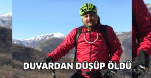 Bisikletiyle Duvardan Düşen Öğretmen, Toprağa Verildi
