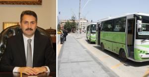 Ramazan Bayramında Tokat'ta toplu taşıma ücretsiz olacak