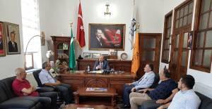 Belediye Başkanı Özcan Niksar OSB'nin yönetim kurulu başkanı seçildi