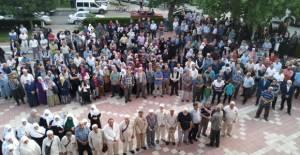 Erbaalı hacı adayları dualarla kutsal topraklara uğurlandı