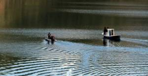 Afgan Genç Almus baraj gölünde kayboldu