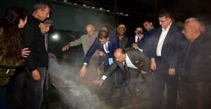 Niksar'da, 54 derece sıcaklıkta jeotermal su bulundu