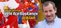 AK Parti Erbaa ilçe başkanı Mustafa Kök olacak