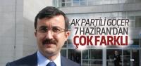 AK Parti'li Göçer: