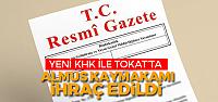Almus Kaymakamı Ahmet Ali Özdemir ihraç edildi