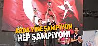 Arda Yine, Yeniden Türkiye'nin En İyisi