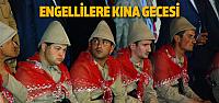 Atalarının Askeri Kıyafetini Giyen Engelli Gençlere Kına Gecesi