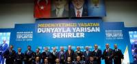 Cumhurbaşkanı Erdoğan'dan Zile Belediyesi'ne...