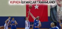 Cumhuriyet Kupasında İlk Maçlar Tamamlandı