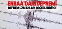 Deprem Uzmanlarından Erbaa Depremiyle İlgili Çarpıçı Açıklamalar