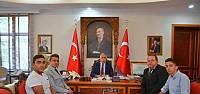 Dünya Robot Olimpiyatları'nda Türkiye'yi temsil edecekler