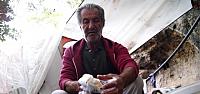 Emekli Maaşı Kredi Borcuna Kesilince Ormana Çadır Kurdu