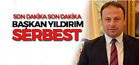 Erbaa Belediye Başkanı Serbest Bırakıldı