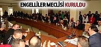 Erbaa Belediyesi Engelliler Meclisi Kuruldu